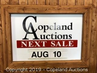 Copeland Auctions | Copeland Auctions